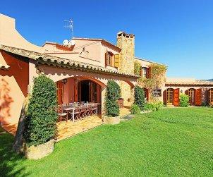 Villa   à Calonge - Sant Antoni de Calonge pour 14 personnes avec piscine privée p1