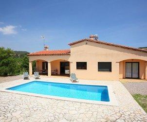 Villa   à Calonge - Sant Antoni de Calonge pour 6 personnes avec piscine privée p0