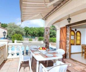Villa   à Calonge - Sant Antoni de Calonge pour 5 personnes avec piscine privée p2