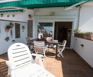 Appartement   à Tossa de Mar pour 7 personnes avec belle vue mer p1
