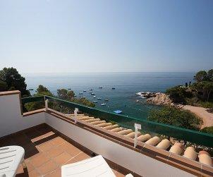 Appartement   à Tossa de Mar pour 7 personnes avec belle vue mer p2