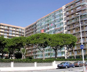 Flat   Blanes 5 persons - comunal pool p1