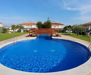 Flat   Miami Platja 4 persons - comunal pool p0