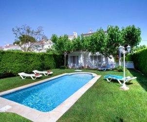 Villa   à Miami Platja pour 8 personnes avec piscine privée p0