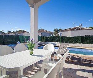 Villa   à Deltebre  -  Riumar pour 6 personnes avec piscine privée p2