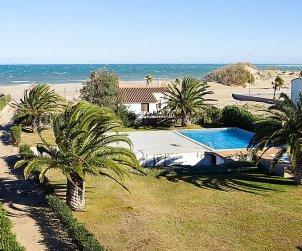 Appartement   à Deltebre  -  Riumar pour 4 personnes avec piscine commune p1