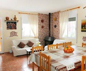 Villa   à Camarles pour 9 personnes avec piscine privée p2