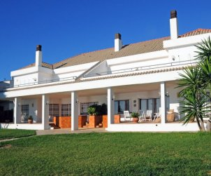Villa   à Alcanar pour 9 personnes avec belle vue mer p0