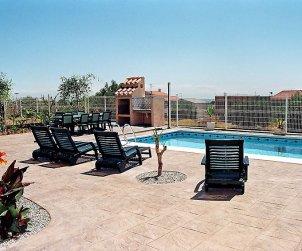 Villa   à Alcanar pour 9 personnes avec piscine privée p1