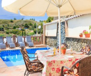 House   Nerja 6 persons - private pool p2