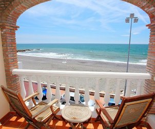 Flat   Algarrobo Costa 4 persons - panoramic to the sea p0