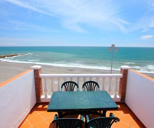 Flat   Algarrobo Costa 4 persons - panoramic to the sea p1