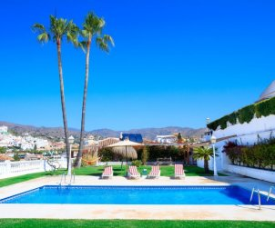 Villa   à Rincón de la Victoria pour 8 personnes avec piscine privée p0