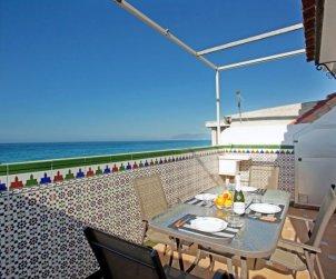 Apartamento   Rincón de la Victoria para 4 personas con panorámicas al mar p0