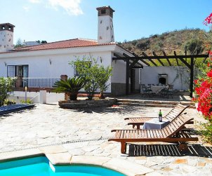 House   Macharaviaya 7 persons - private pool p0