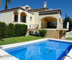 Villa   à Mijas pour 7 personnes avec piscine privée p0