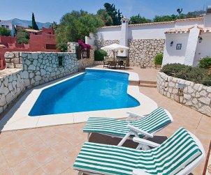 Villa   à Fuengirola pour 6 personnes avec piscine privée p2