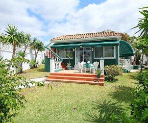 Villa   à Marbella pour 4 personnes avec piscine privée p1