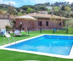 Villa   à Lloret del Mar pour 7 personnes avec piscine privée p0