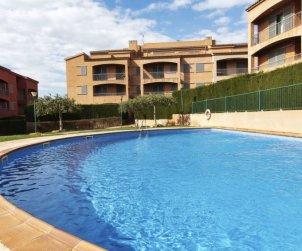 Appartement   à Ametlla de Mar pour 3 personnes avec piscine commune p1