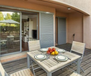 Flat   Ametlla de Mar 3 persons - comunal pool p2