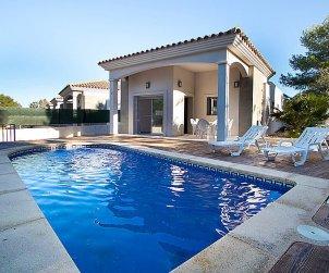 House   Deltebre  -  Riumar 6 persons - private pool p0