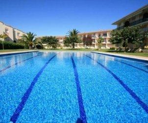 Appartement   à Calella de Palafrugell pour 5 personnes avec piscine commune, parking et internet p0