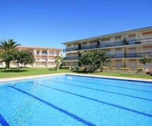 Appartement   à Calella de Palafrugell pour 5 personnes avec piscine commune, parking et internet p2