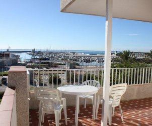 Flat   Segur de Calafell 6 persons - panoramic to the sea p0