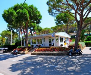 Camping Mobil-home   à Platja d'Aro pour 2 personnes avec piscine commune p2