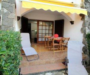 Appartement   à L'Escala pour 4 personnes avec piscine commune et climatisation p2