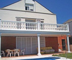 Villa   à Rivas-Vaciamadrid pour 8 personnes avec piscine privée p1