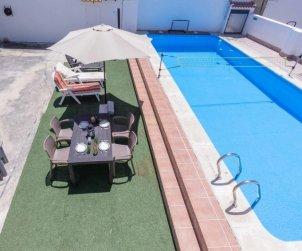 Villa   à Granada - Cacín pour 4 personnes avec piscine privée p1