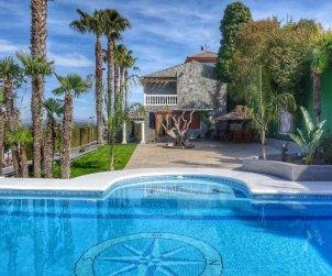 Villa   à Córdoba - Baena pour 11 personnes avec piscine privée p0