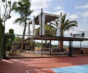Villa   à Córdoba - Baena pour 11 personnes avec piscine privée p1