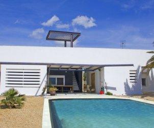 Villa   à Los Gallardos pour 4 personnes avec piscine privée p0