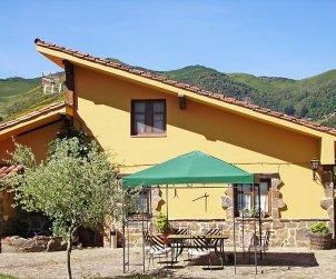 Villa   à Potes pour 4 personnes avec lave-linge p1