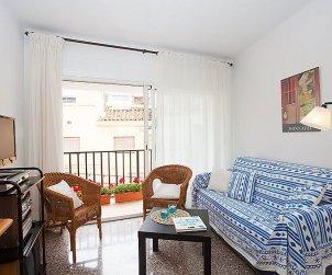 Appartement   à Sant Pol de Mar pour 4 personnes avec lave-vaisselle p1