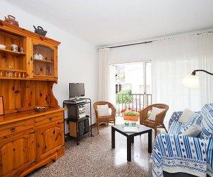 Appartement   à Sant Pol de Mar pour 4 personnes avec lave-vaisselle p2