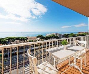 Appartement   à Malgrat de Mar pour 5 personnes avec piscine commune p0