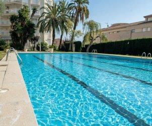 Appartement   à Calella de la Costa pour 4 personnes avec piscine commune p0