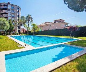 Appartement   à Calella de la Costa pour 4 personnes avec piscine commune p1