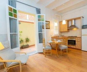 Appartement   à Barcelone pour 2 personnes avec lave-linge p0