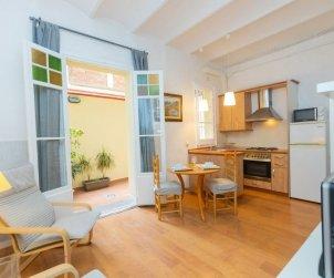 Appartement   à Barcelone pour 2 personnes avec lave-linge p1