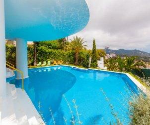 Villa   à Sitges pour 6 personnes avec piscine privée p0