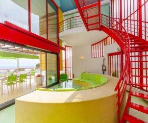Villa   à Sitges pour 6 personnes avec piscine privée p2