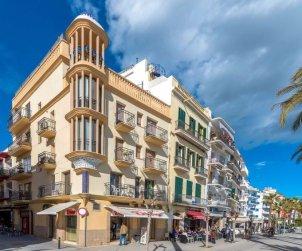 Appartement   à Sitges pour 4 personnes avec belle vue mer p2