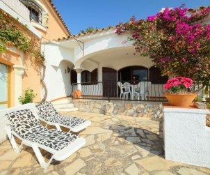 Villa   Peniscola para 3 personas con panorámicas al mar p0