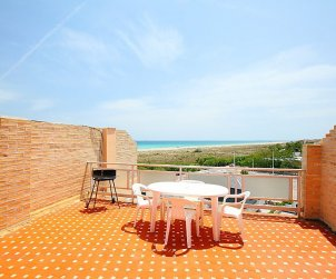 Flat   Puerto Sagunto 6 persons - panoramic to the sea p2