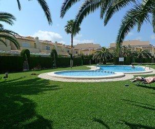 Appartement   à Denia pour 5 personnes avec piscine commune p2